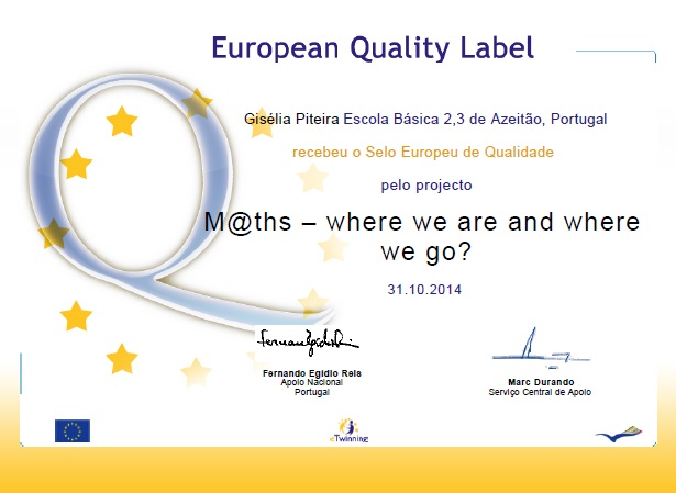 Etw europeanqualitylabel